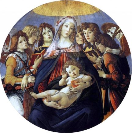 Botticelli madonne