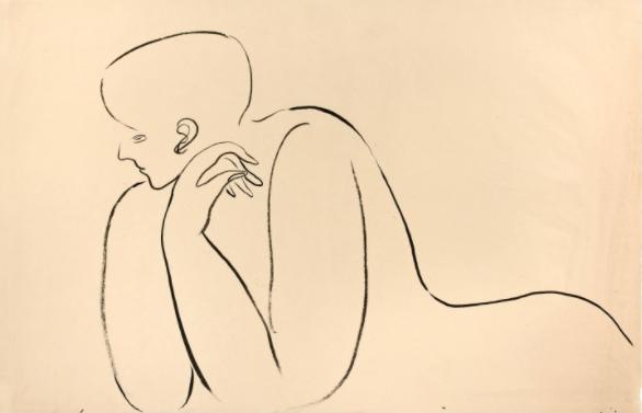 Sanyu dessin